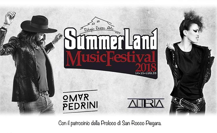 Summerland Music Festival 2018